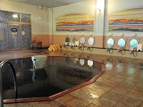 ホテル大平原 大浴場
