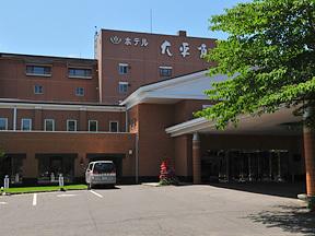 ホテル大平原 ホテル外観