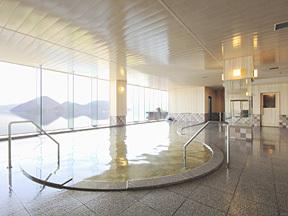 洞爺湖万世閣ホテルレイクサイドテラス 女性大浴場「星の湯」