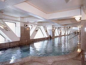 定山渓ビューホテル 大浴場「湯酔郷」(本館地下1階・2階)