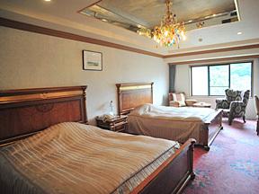 定山渓ビューホテル 和と洋の良さが融合した洋空間
