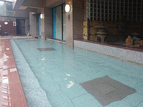 定山渓グランドホテル瑞苑 2階大浴場(天女の湯)