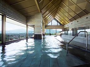 日本の宿古窯 蔵王連峰を見渡す展望露天風呂「蔵王」
