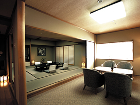 宇奈月杉乃井ホテル ゆとりを愉しむ休日にふさわしい空間