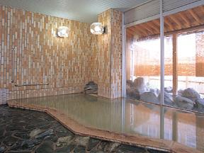 蓬莱館福引屋 「家内安全」の願いが叶う大浴場