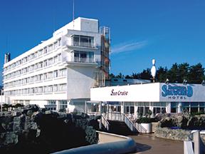 鴨川シーワールドホテル 房総の海を堪能できるロケーション